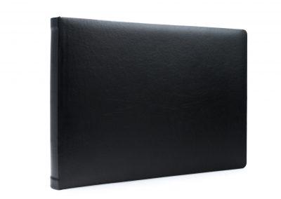 Black Leather (13) <br /><u><b>כריכה זו אינה במלאי בפורמט שוכב</b></u>