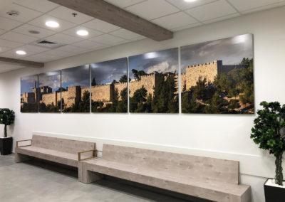 צילום מתוך המבנה החדש של רשות האכיפה והגבייה, ירושלים